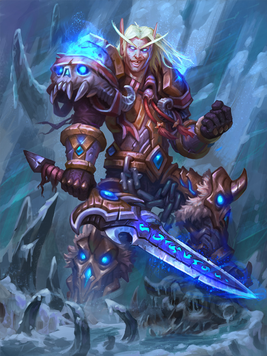Knight Of Wands As Advice: Knights Of The Frozen Throne Guide, Release Date, Card