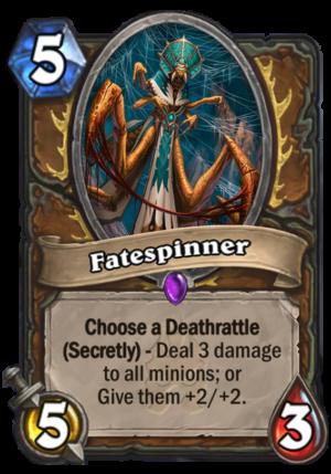 Fatespinner Card