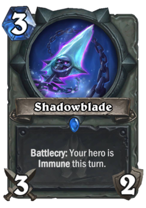 Shadowblade Card