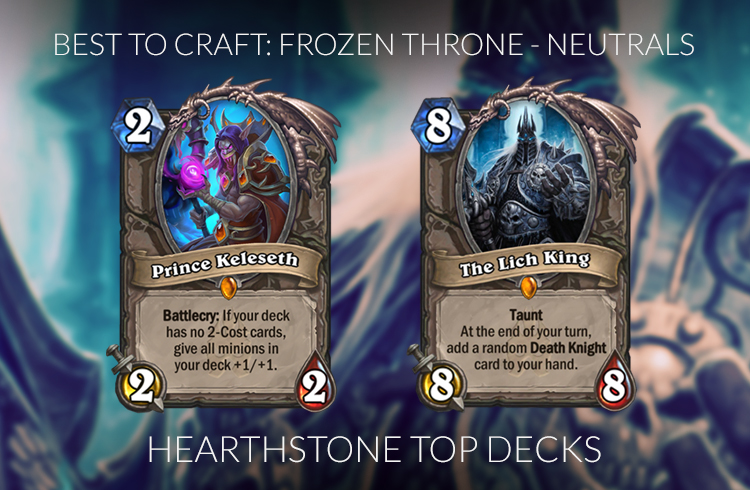best legendaries to craft hearthstone legendary crafting guide standard post 3441
