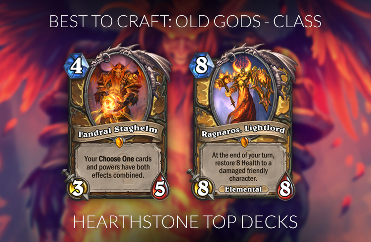 best legendaries to craft hearthstone legendary crafting guide standard knights 3441