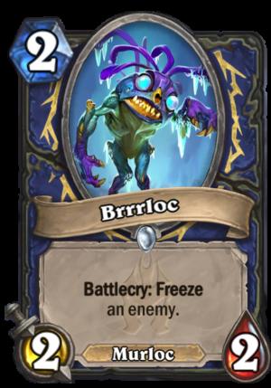 Brrrloc Card