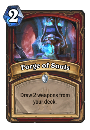 Forge of Souls Card