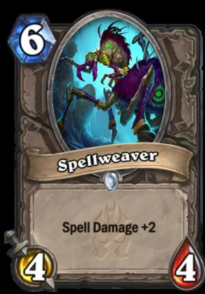 Spellweaver Card
