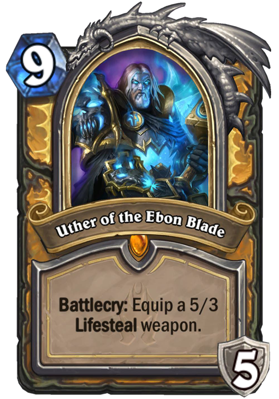Build Uther Hero Of