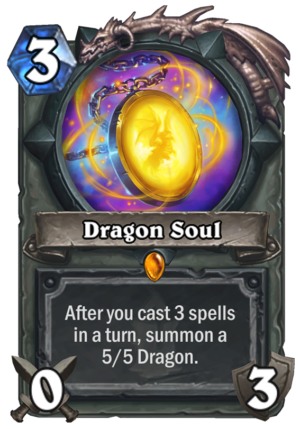 Dragon Soul Card