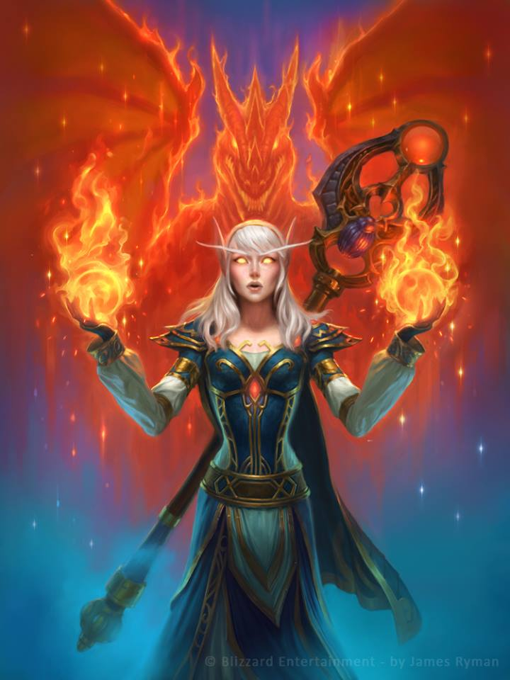 Dragoncaller Alanna Full Art
