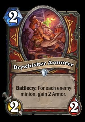 Drywhisker Armorer Card