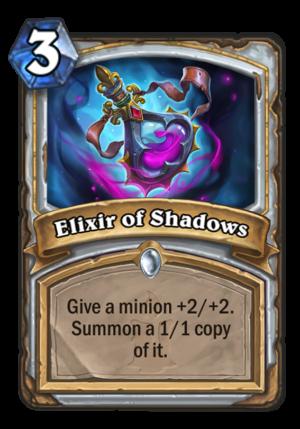 Elixir of Shadows Card