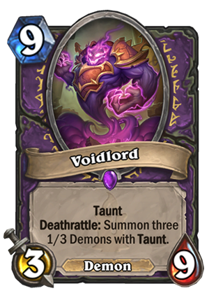 Voidlord Card