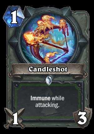 Candleshot Card