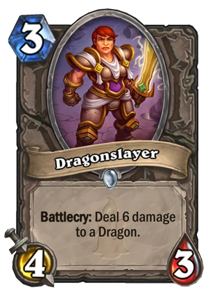 Dragonslayer Card