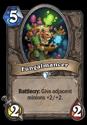 Fungalmancer Card