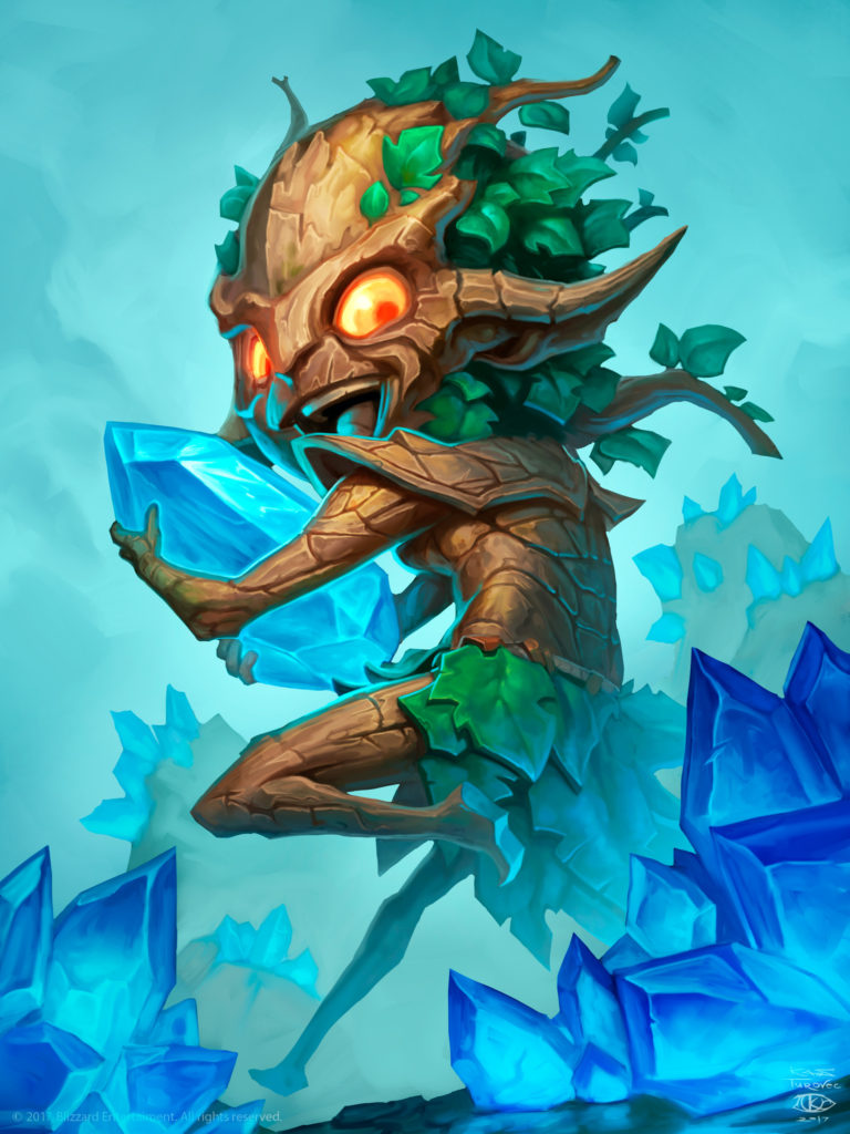 Greedy Sprite Full Art
