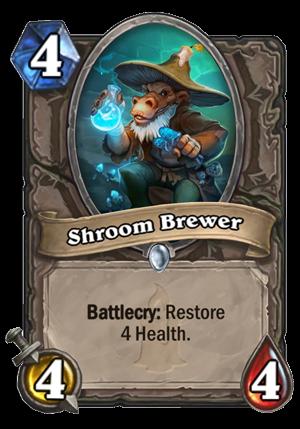 Shroom Brewer Card