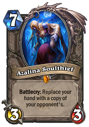 Azalina Soulthief Card
