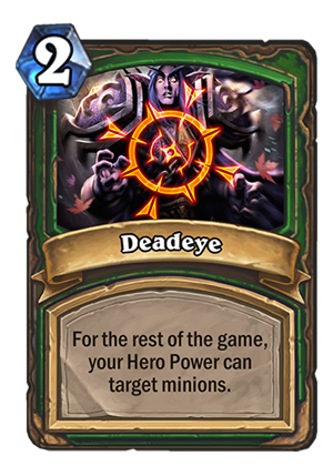 Deadeye Card