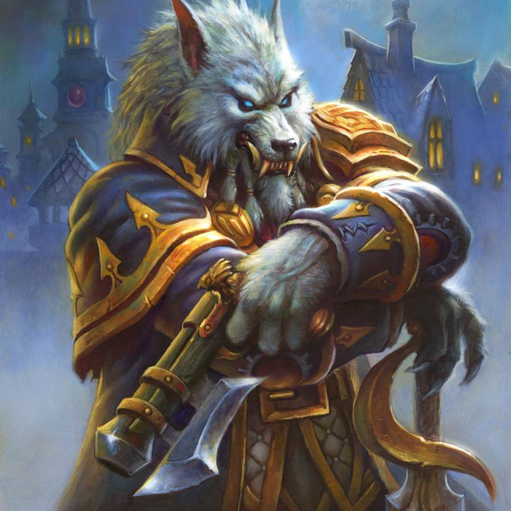 Genn Greymane Full Art