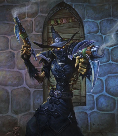 Lord Godfrey Full Art