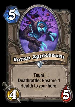 Rotten Applebaum Card