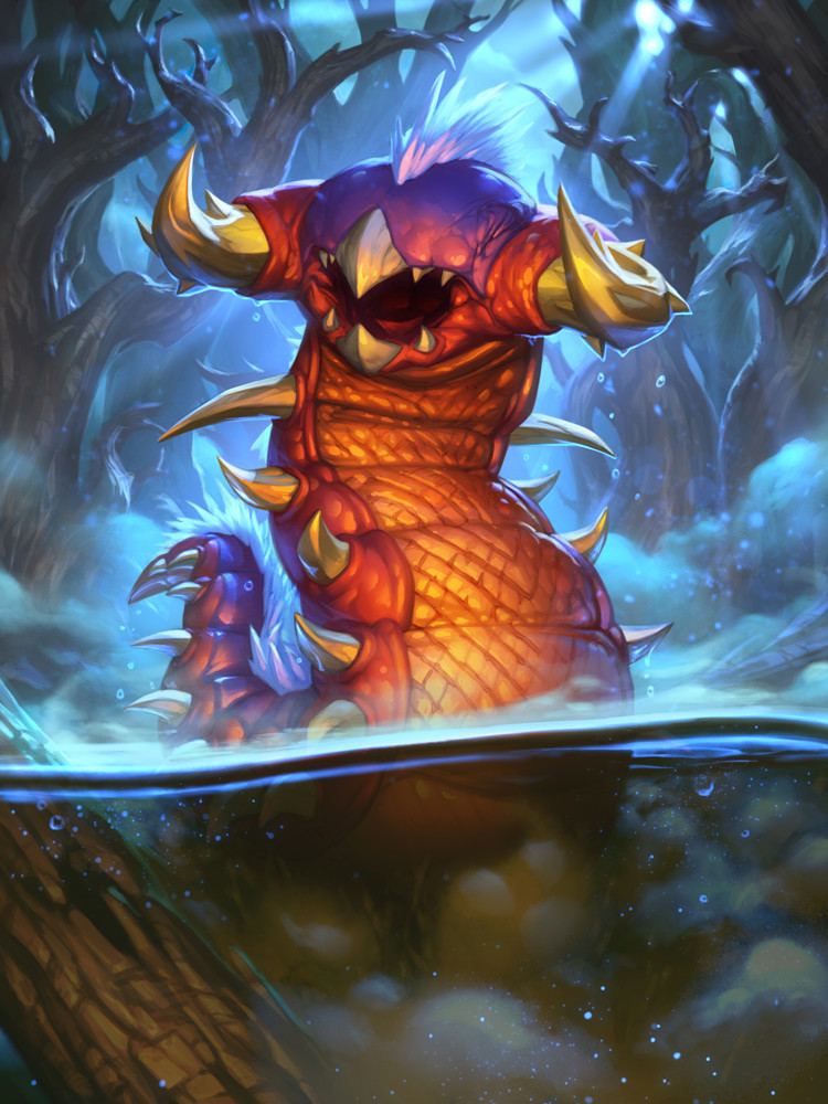 Scaleworm Full Art