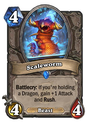 Scaleworm Card