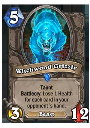 Αποτέλεσμα εικόνας για witchwood grizzly