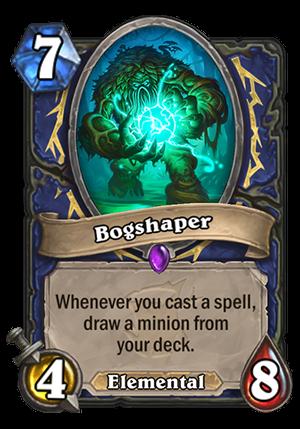 Bogshaper Card