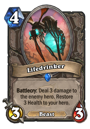 Lifedrinker Card