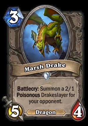 Marsh Drake Card