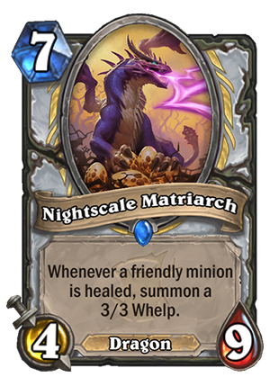 Nightscale Matriarch Card