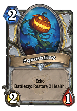 Squashling Card