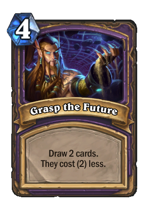 Grasp the Future Card