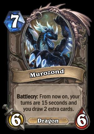 Murozond Card