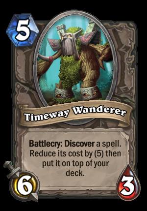 Timeway Wanderer Card