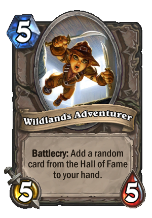 Wildlands Adventurer Card