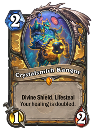 Crystalsmith Kangor Card