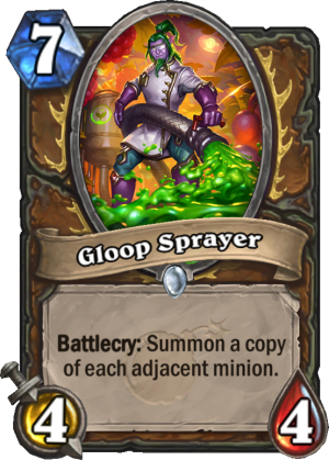 Gloop Sprayer Card