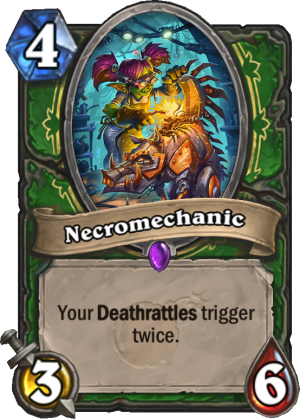 Necromechanic Card