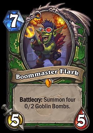 Boommaster Flark Card
