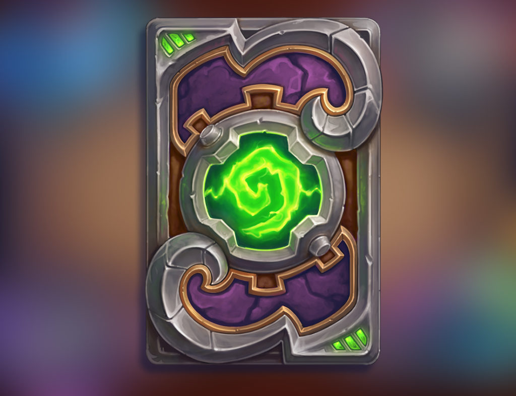 Mecha Jaraxxus Card Back