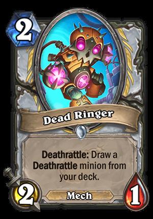 Dead Ringer Card