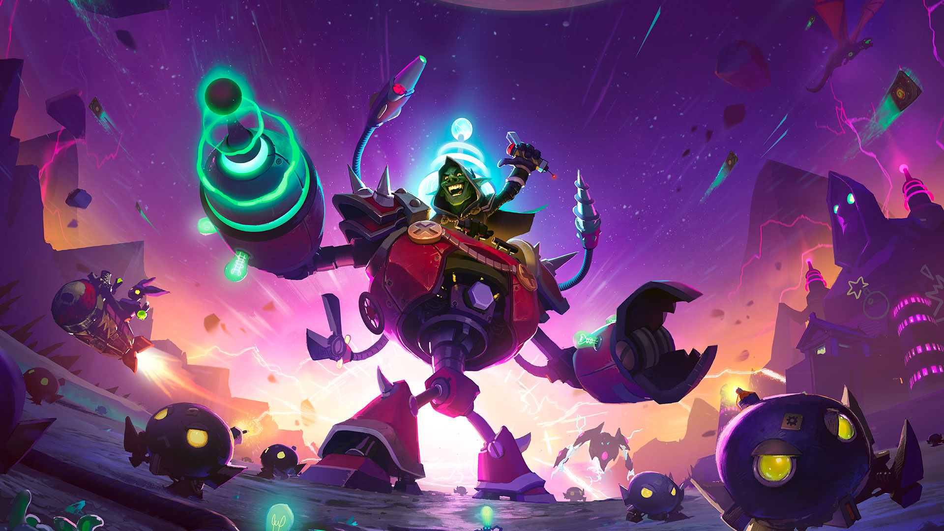 The Boomsday Project Wallpapers Desktop Mobile Versions