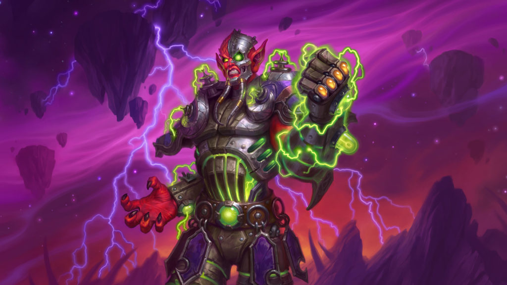 Mecha-Jaraxxus Wallpaper