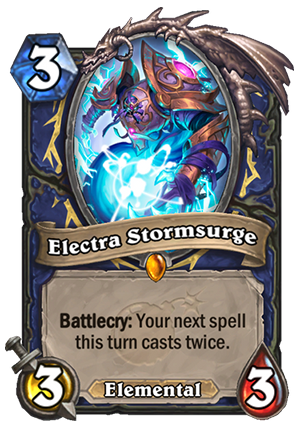 Electra Stormsurge Card