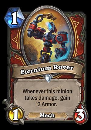 Eternium Rover Card