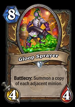 Gloop Sprayer Card