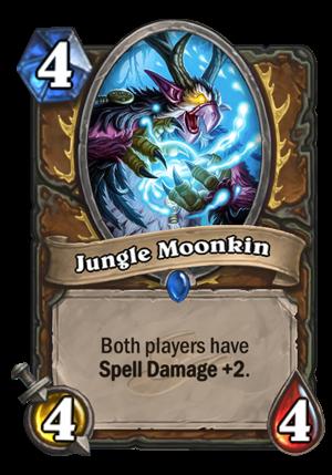 Jungle Moonkin Card