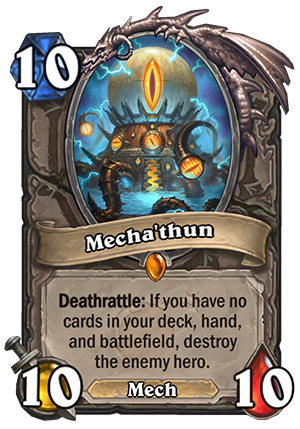 Mecha'thun Card