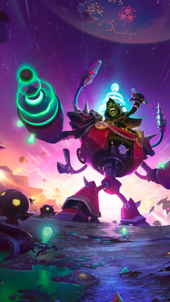 Dr. Boom Key Art Mobile Wallpaper